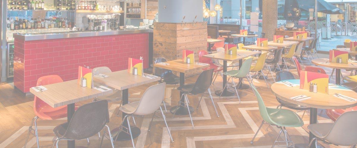 giraffe Restaurant - Hospitality