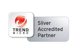 Trend Micro Silver Partner Logo
